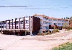 沼尻温泉、田村屋旅館