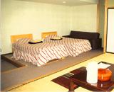 福島県 会津高原 会津アストリアロッジの客室