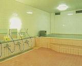 福島県 会津高原 会津アストリアロッジの浴場