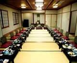 栃木県 那須 那須オオシマフォーラムの大広間
