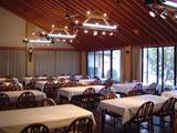 埼玉県 秩父 宮本荘の食堂