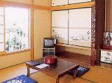 千葉県 岩井 御目井戸荘の和室