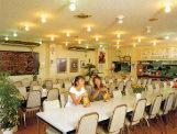 千葉県 蓮沼 小川荘の食堂
