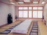 千葉県 御宿 いしい荘の小広間