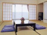 千葉県 白子 ホテル三四郎の和室