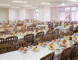 千葉県 白子 ホテル三四郎の食堂