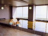 千葉県 白子 ホテル三四郎の風呂場