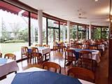 山梨県 河口湖 足和田ホテルのレストラン