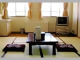 山梨県 鳴沢 富士緑の休暇村の客室