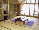 山梨県 鳴沢 久野屋の客室和室