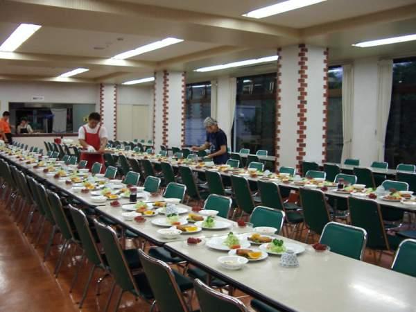 山梨県 山中湖 ニューみなみの食堂