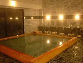 山梨県 山中湖 ニューみなみの大浴場