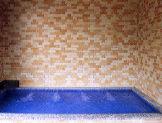 山梨県 山中湖 COROCOROの風呂場