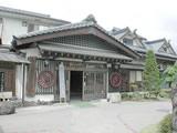 長野県 御代田 軽井沢 小諸 民芸の宿 天狗の茶屋の旅館入口