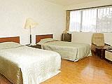 長野県 軽井沢 文化軽井沢山荘の洋室
