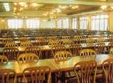長野県 車山 車山ハイランドホテルの食堂