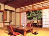 静岡県 熱海 旅館芳泉閣の和室